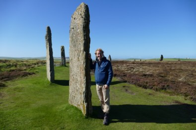 Marine Energy - Traces of ancient Orkney civilizations