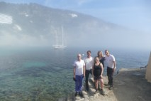 Sea-fog in Cala Llonga