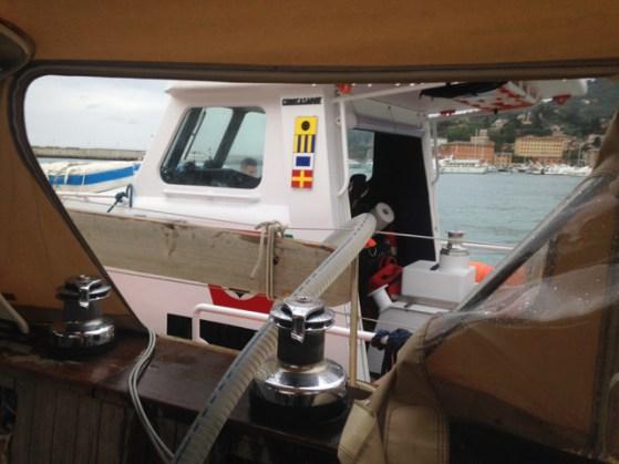 Coast guard comes to the rescue