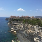 Limestone cliffs of Bonifacio