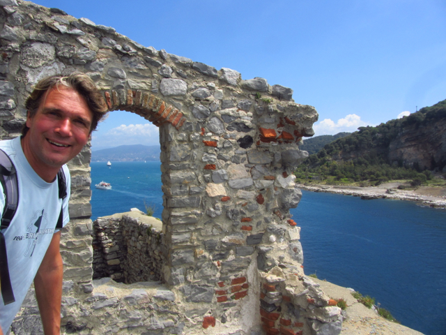 View from Porto Venere