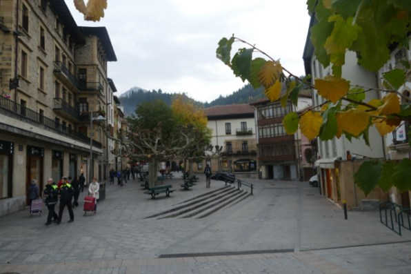 Downtown Mondragon