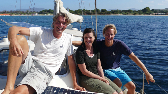 13 July 2017 – Spoiled on Sardinia