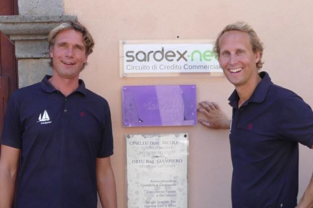 Ivar & Floris @Sardex