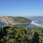 Rewarding view from Islas Cies