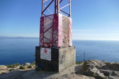 No burning at Cape Finisterre