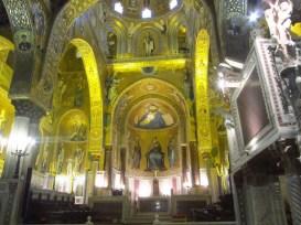 Palermo cappella Palatina