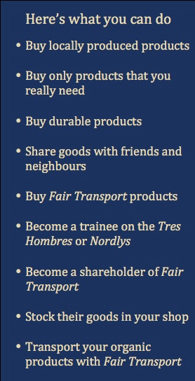 What you can do Fairtransport