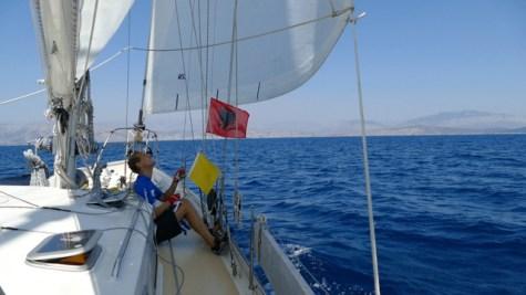 Approaching Albania