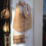 Creative clothing with cork