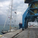 Small Luci in Durres port