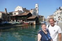 Venican boatyard