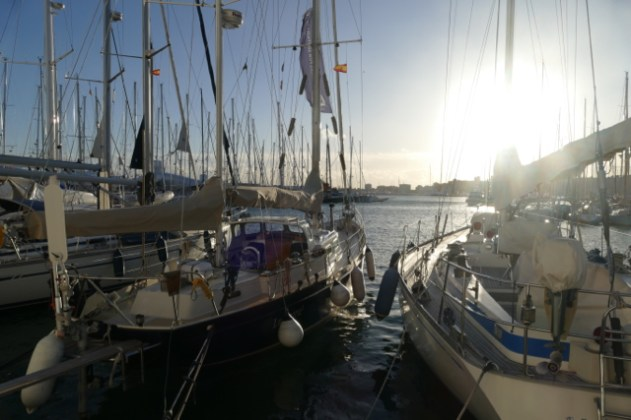 Our luxury spot in the Royal Club Nautico de Palma