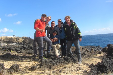 Exploring Lanzarote
