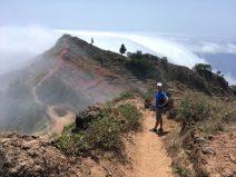 Spectacular hike on Santo Antão