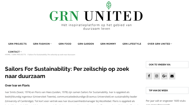 SfS at GRN United