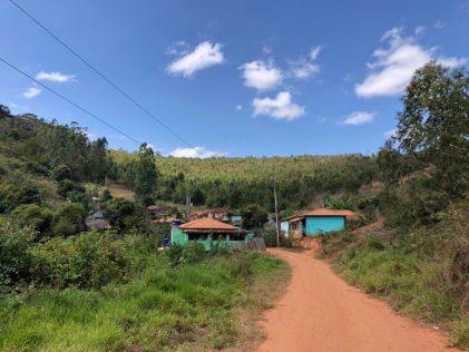Quilombola community village
