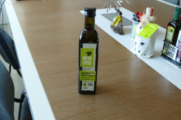 Terra Creta's most sustainable olive oil