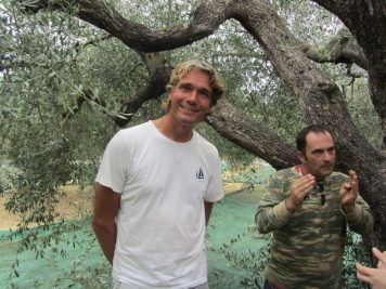 The olive farmer explains