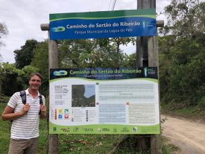Our favorite hike on Santa Catarina