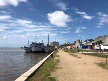 Rio Grande quay