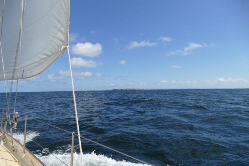 Approaching Uruguay