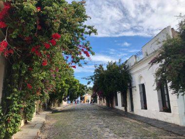 Cozy Colonia street