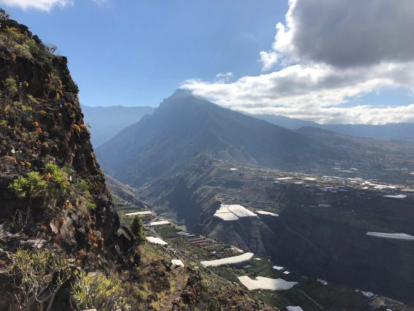 Mountainous La Palma
