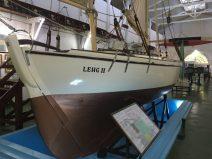 Legh II - Vito Dumas famous boat
