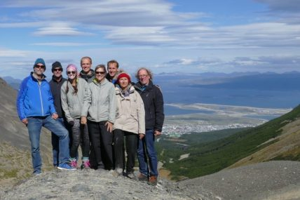 Hiking Ushuaia's stunning mountains