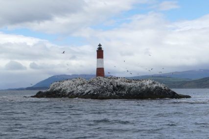 Les Eclaireurs - the famous lighthouse near Ushuaia