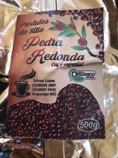 Delicious and fair organic coffee from Araponga