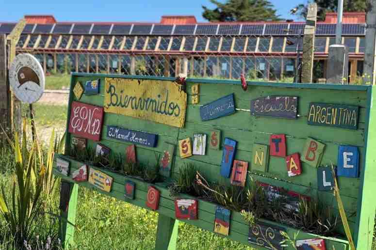 Sustainable School in Argentina