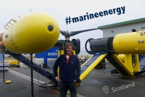 Sustainable Solution 12 - Marine Energy