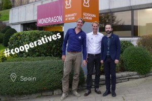 Sustainable Solution 16 - Mondragon Cooperatives
