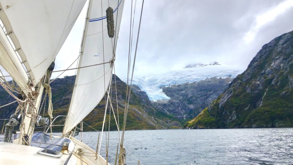 13 May 2019 – Sailing through the Wilderness