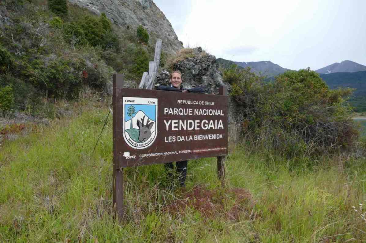 Yendegaia is now a national park