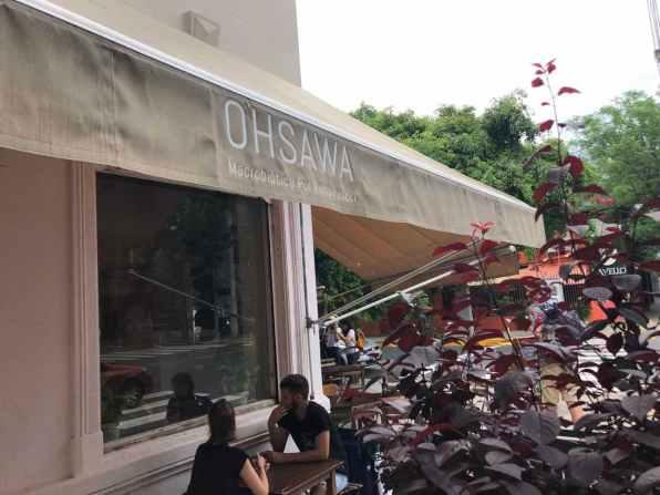 Ohsawa Microbiotic Restaurnat
