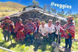 Improving Childrens Health with Veggies