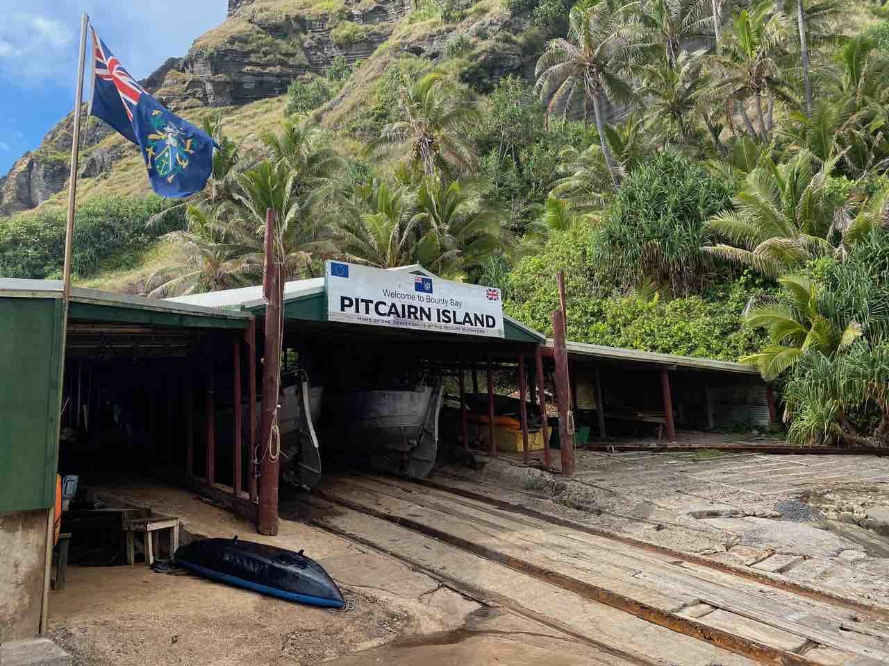 26 February 2020 Bounty Island Pitcairn Sailors For Sustainability