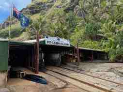 Pitcairn Island, home to the descendants of the Bounty mutineers