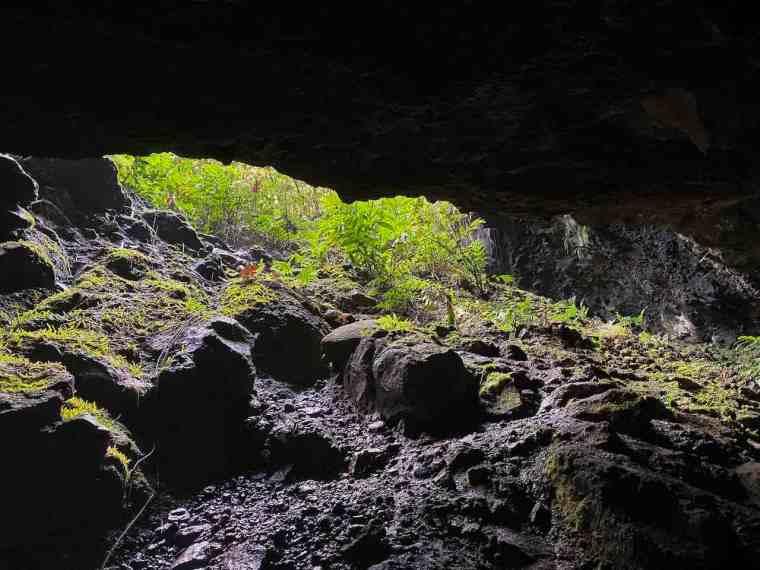 The mythological cave
