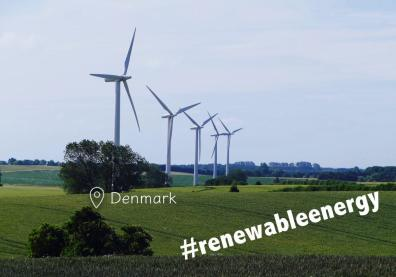 Community-supported wind energy on the Danish island of Samsø