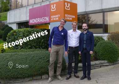 Democracy at work in Spain at the Mondragon cooperatives