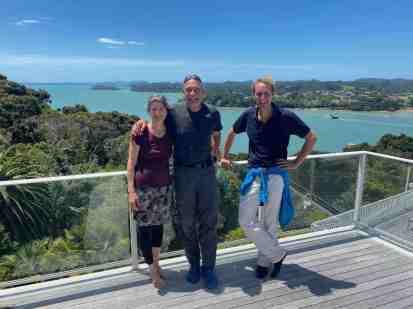 Margrit and Ernst introduce us to wonderful New Zealand