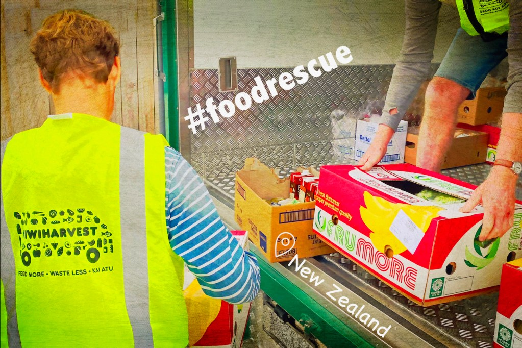 Everyone Can Rescue Food (NZL)