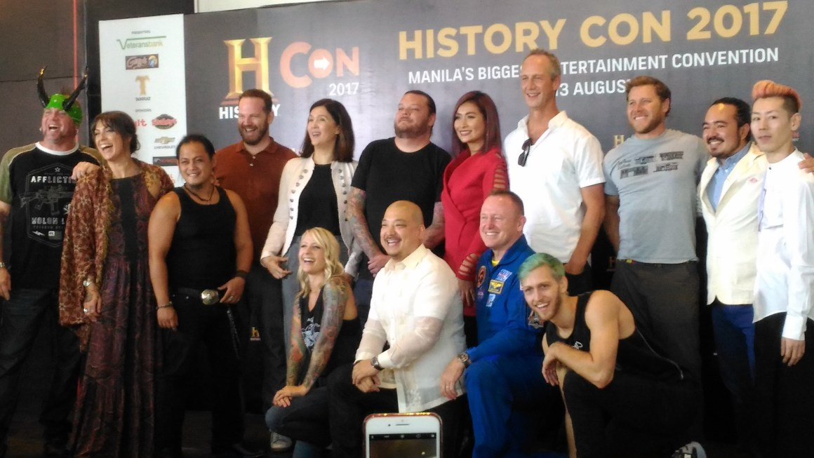 HistoryCon 2017 – now bigger, bolder and better!