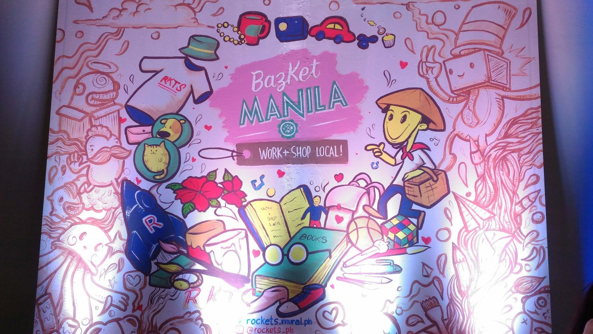 What you missed – BazKet Manila!