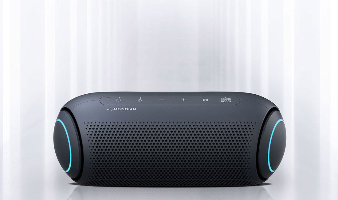 How LG XBoom Go elevates my audio experience while I I #StaySmartStayHome