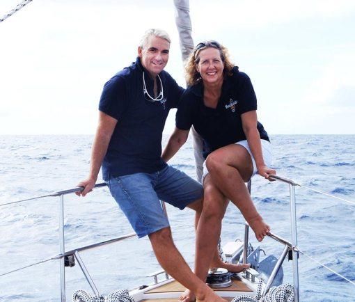 Karin und Holger Binz